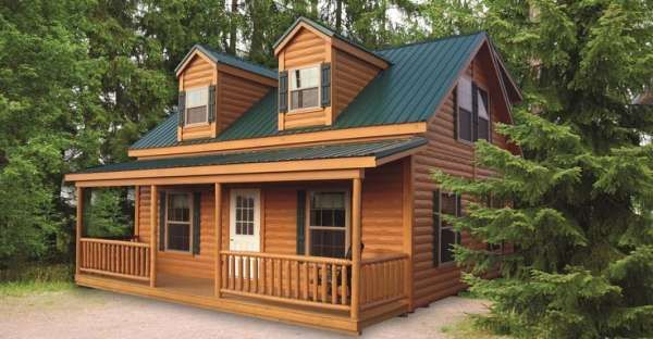If You Love Log Homes And Don T Want To Spend A Ton Of