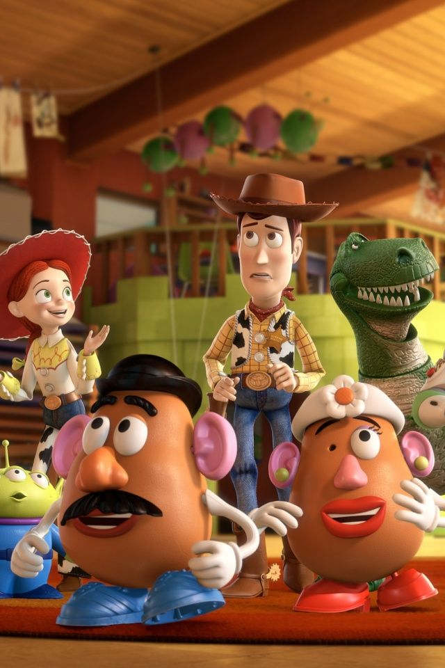 640x960 Toy Story 3 Iphone 4 Wallpaper Woody Toy Story Disney Toys Toy Story Movie
