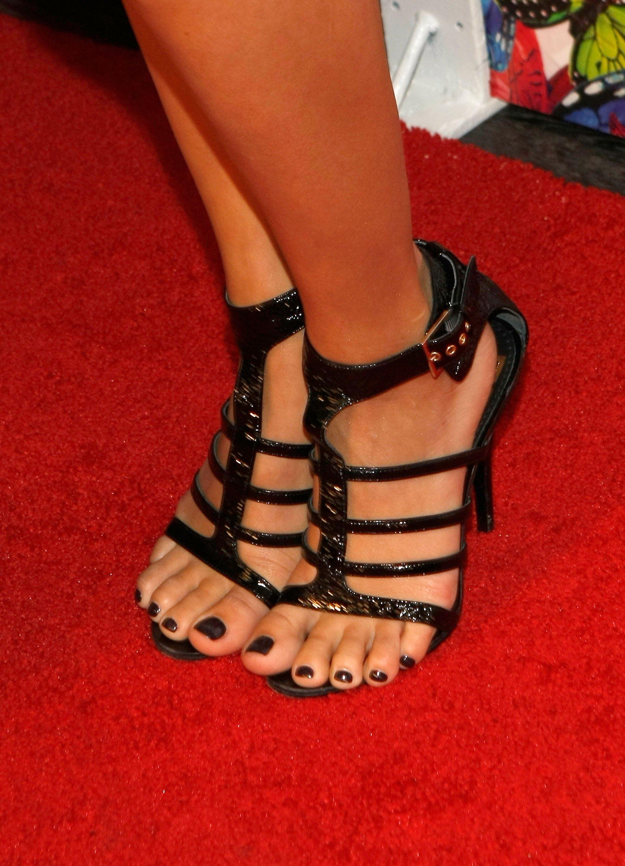 13f879046141 Vanessa Hudgens s Feet  lt  lt  wikiFeet Givenchy Heels
