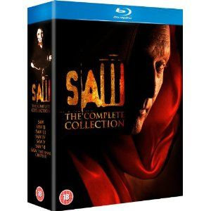 Saw 1 7 box set blu ray my movies pinterest box sets movie fandeluxe Images