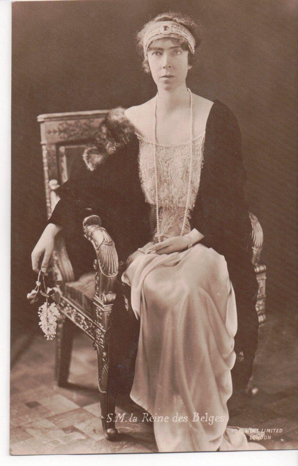 Queen Elizabeth of Belgium