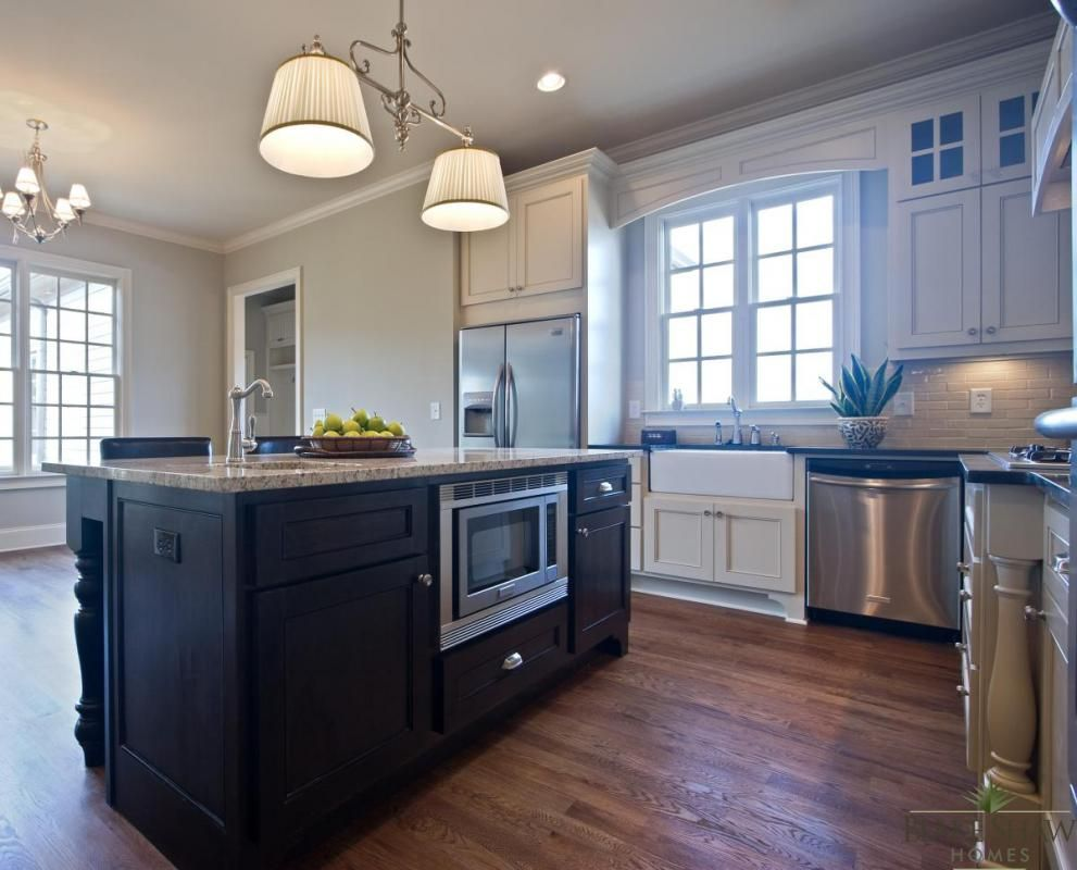 Southern Living Kitchen Designs Shook Hill Kitchen View Into Breakfast Area The Plan