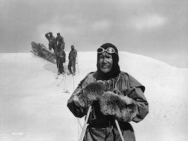John MIlls in Scott of the Antarctic 1948 | Antarctica - So Cool ...
