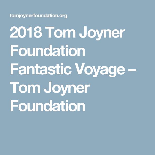 2018 Tom Joyner Foundation Fantastic Voyage Toms