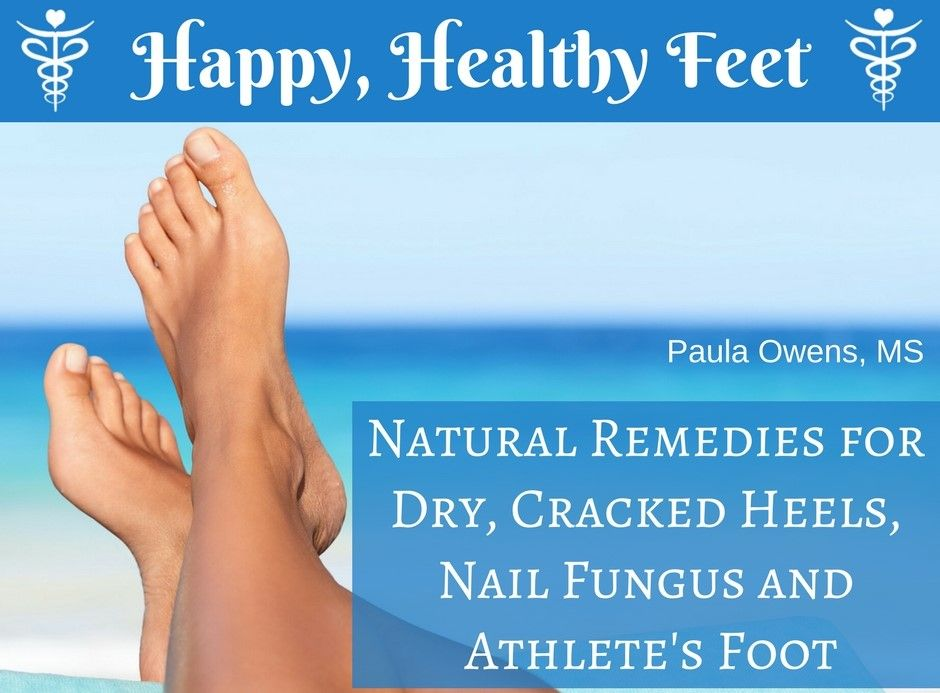 Athlete's Foot, Toenail Fungus and Dry, Cracked Heels - Paula Owens, MS Holistic Nutritionist and Functional Health Practitioner #athletefood