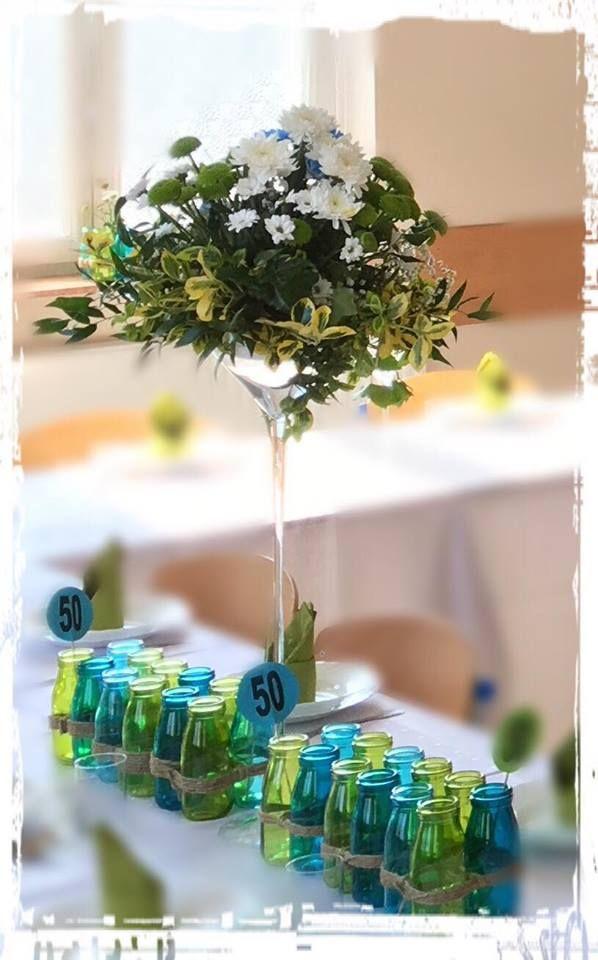 50 Rocznica Urodzin Table Decorations Decor Home Decor