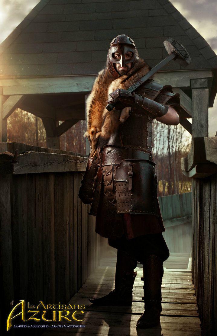 Viking Armor 1 by ArtisansdAzure on DeviantArt
