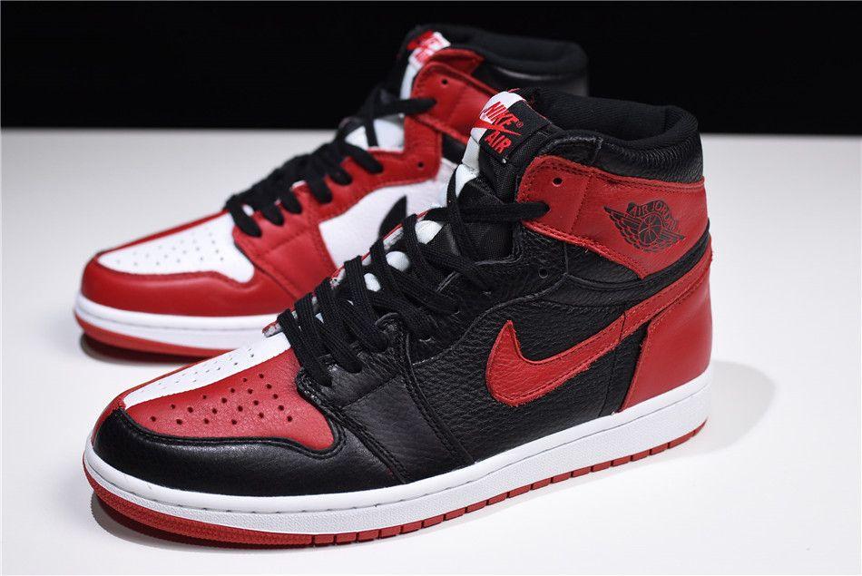 Cheap Price New Air Jordan 1 Retro High Og Homage To Home Black