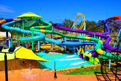 And Now You Want Me One More Time Water Park Whitewater Water Slides