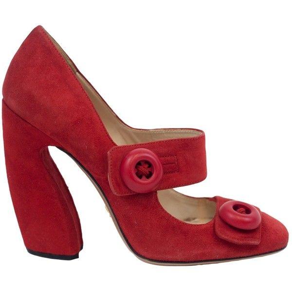 Pre-owned - High heel Prada JCFPyXLY