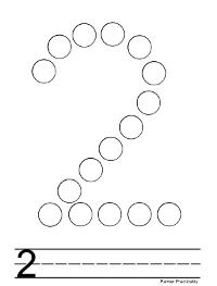 Do a Dot Printables- Numbers | Actividades de matematicas ...