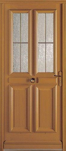 porte bois porte entree bel 39 m classique poignee plaque couleur laiton bouton couleur laiton. Black Bedroom Furniture Sets. Home Design Ideas