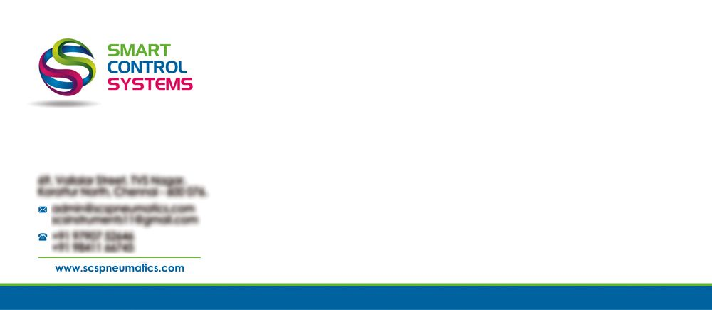 Branding Services Letter Head Smart Control System Korattur