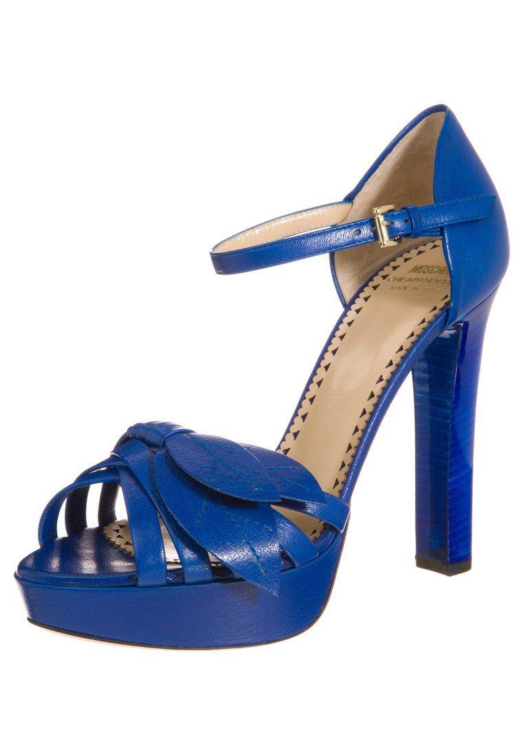 blue heels cheap