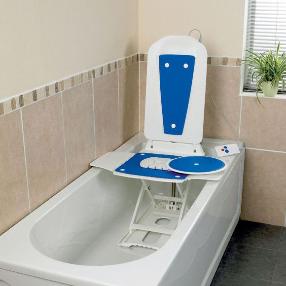 Bathtub Lifts for Elderly #MobilityEquipment >> #See more info about ...