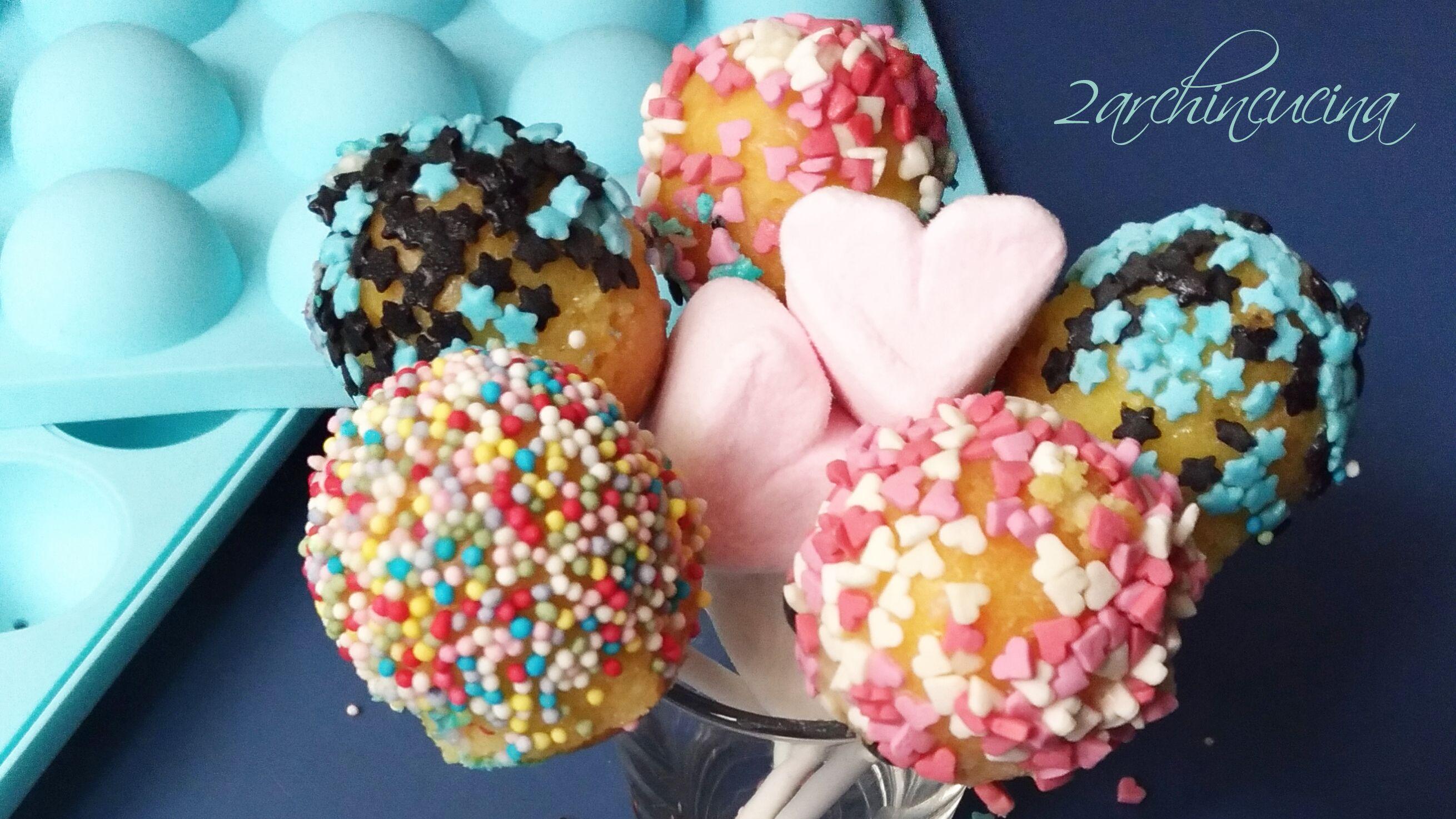 0317f760ccadc21c86bca3e8f0025cc7 - Cake Pops Ricette