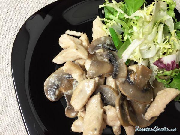recetas faciles con pechuga de pollo light