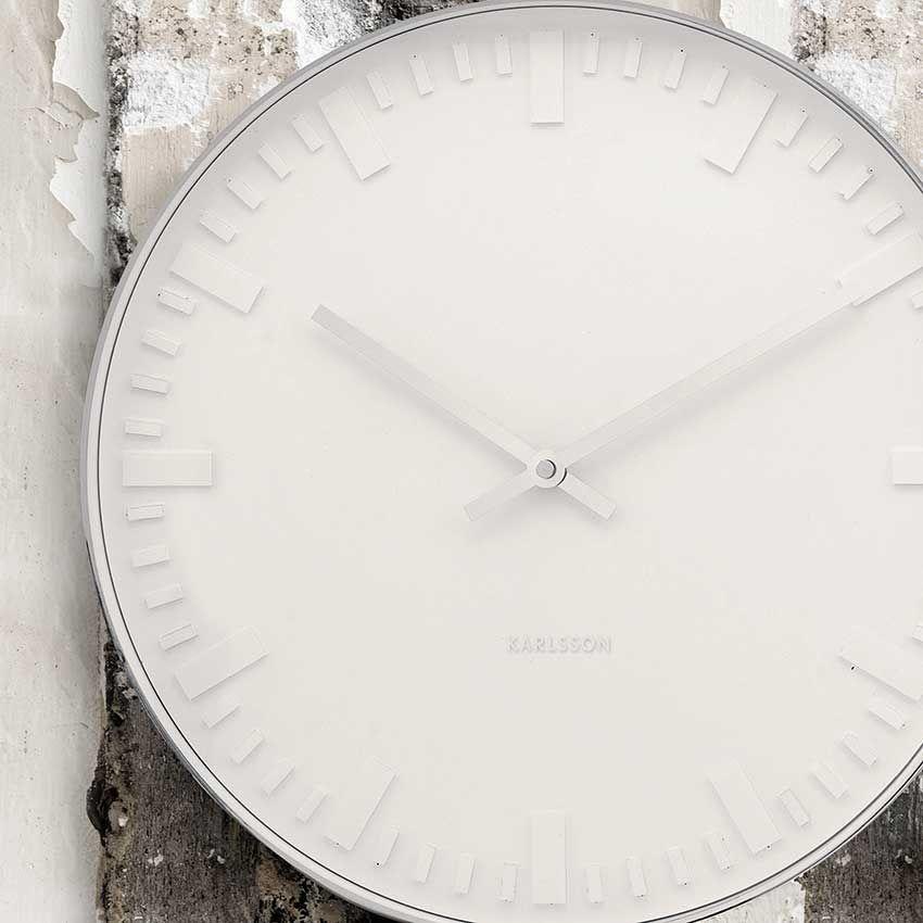 Horloge Karlsson Blanche Horloge Murale Design Pas Cher Muraem Horloge Murale Originale Horloge Murale Design Horloge Murale