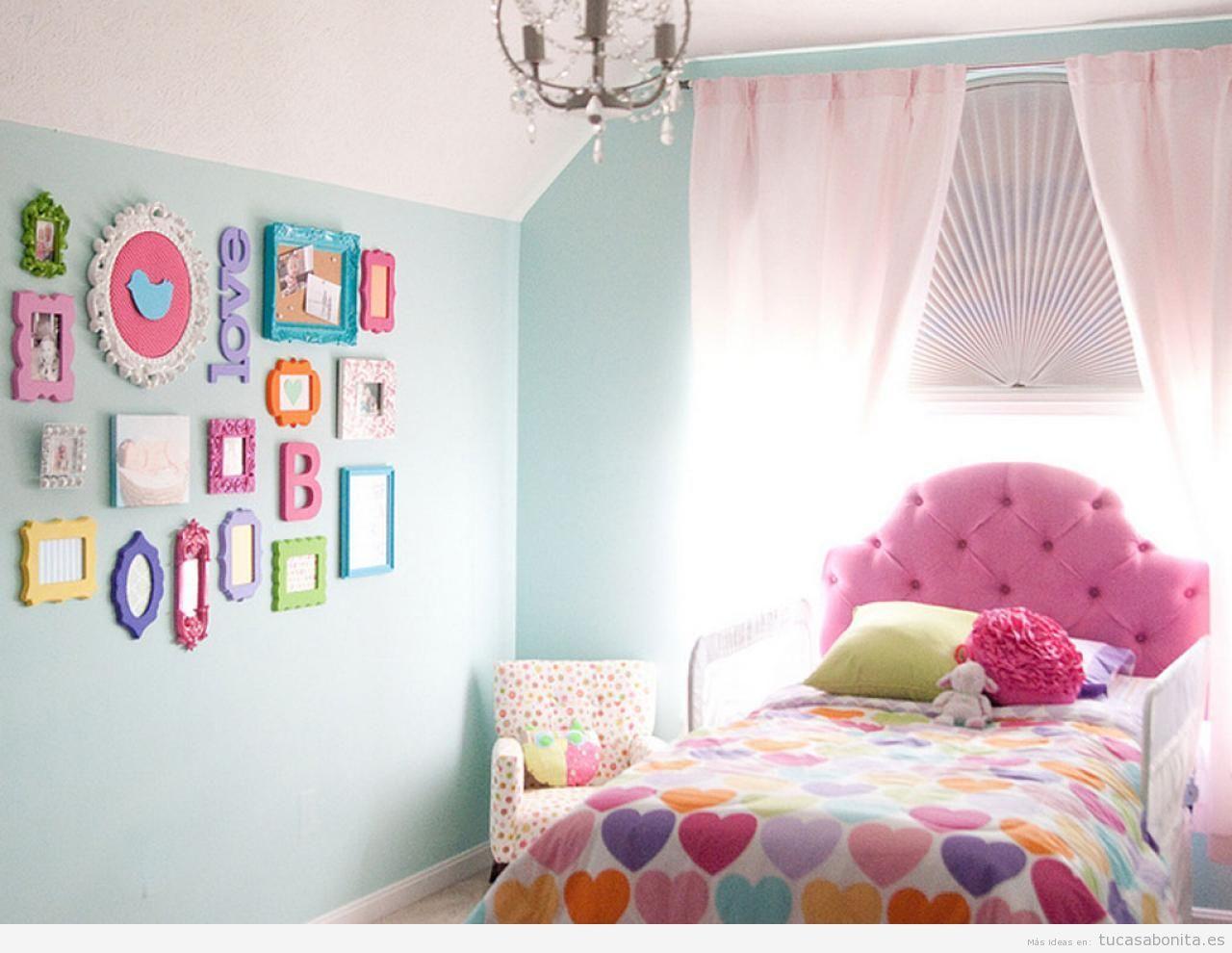 Ideas low cost para decorar habitación niños y bebés   bb ...