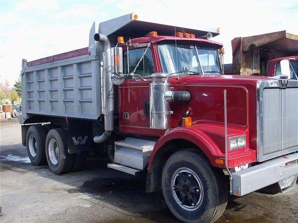 Copp Equipment Western Star 4864f Dump Trucks For Sale Dump