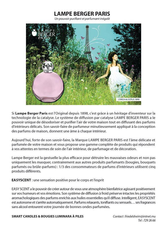 Participants Lampe Berger Paris My Pop Up Store 2 Pop Up Store