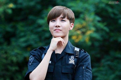 J-Hope, Jung Hoseok