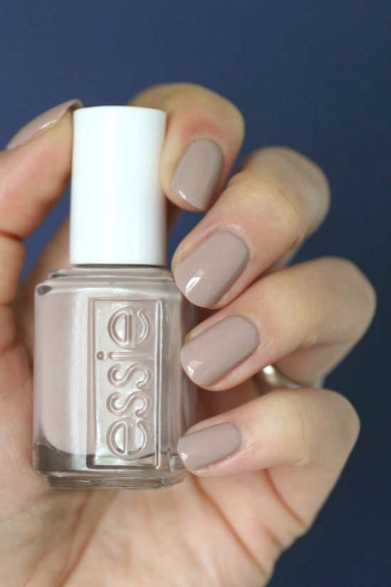 Essie Nude Comparison : Topless & Barefoot, Sand Tropez, Lady Like ...