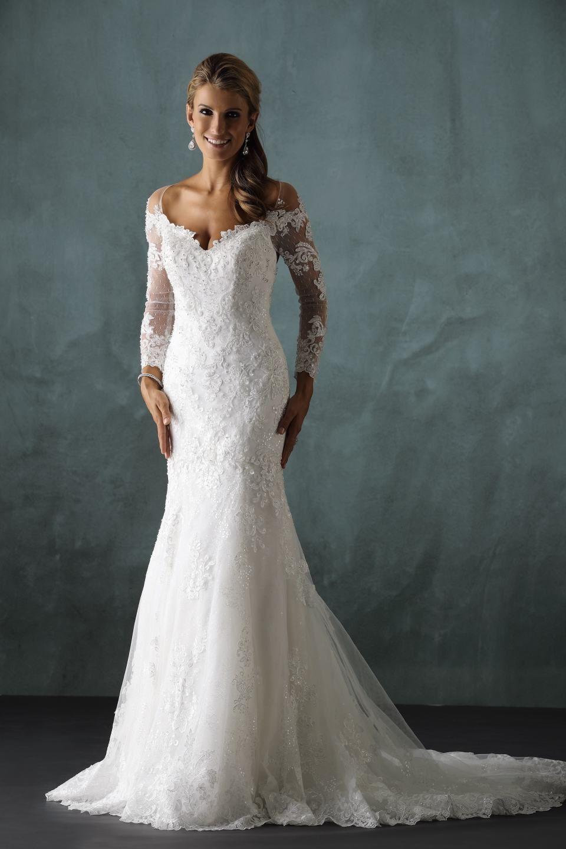 Second marriage wedding dresses plus size  PUf  jurken  Pinterest