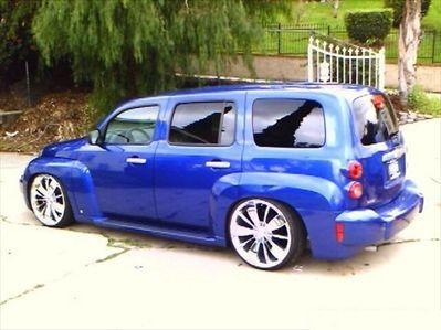 Hhr Chevrolet Hhr Tuning Suv Tuning Chevy Hhr Chevrolet