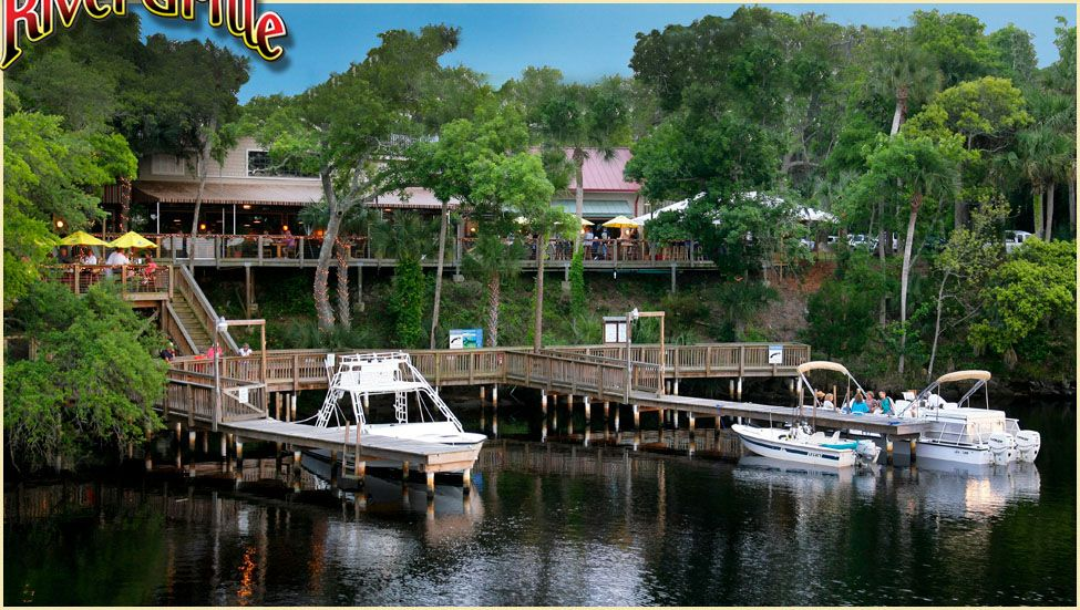 Rivergrille Restaurant Ormond Beach Florida Seafood