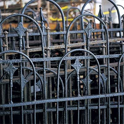 100 Diy Home Upgrades For Under 100 Fireplace Screens Architectural Salvage Wrought Iron Fences