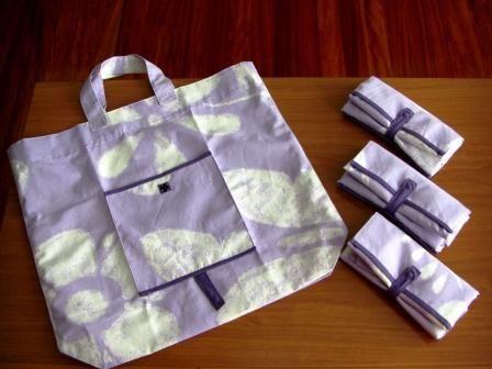 2d28c6b5d Bolsas de tela para la compra | Manualidades Bolsos | Hacer bolsas ...