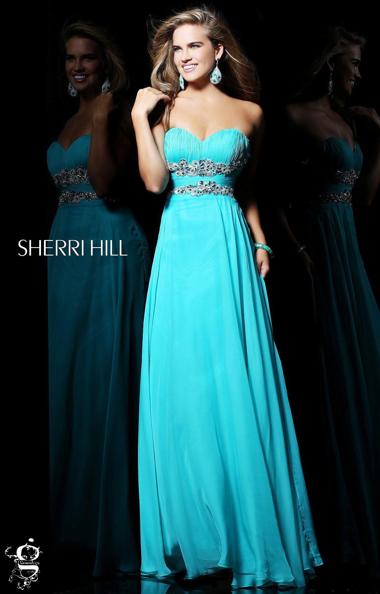Sherri hill wedding color pinterest prom