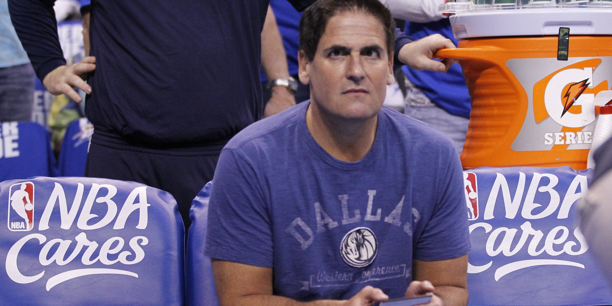 Mark Cuban Offers To Give $10 Million To Charity If Trump Can Explain His Own Policies | Huffington Post