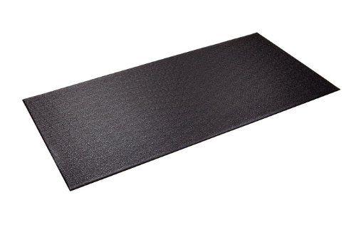 Black Friday 2014 Supermats Heavy Duty P V C Mat For Treadmills Ski Machine 36 X 78 From Supermats Cyber Monday
