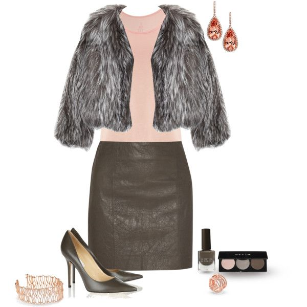 """fall fashion"" by finksjewelers on Polyvore"