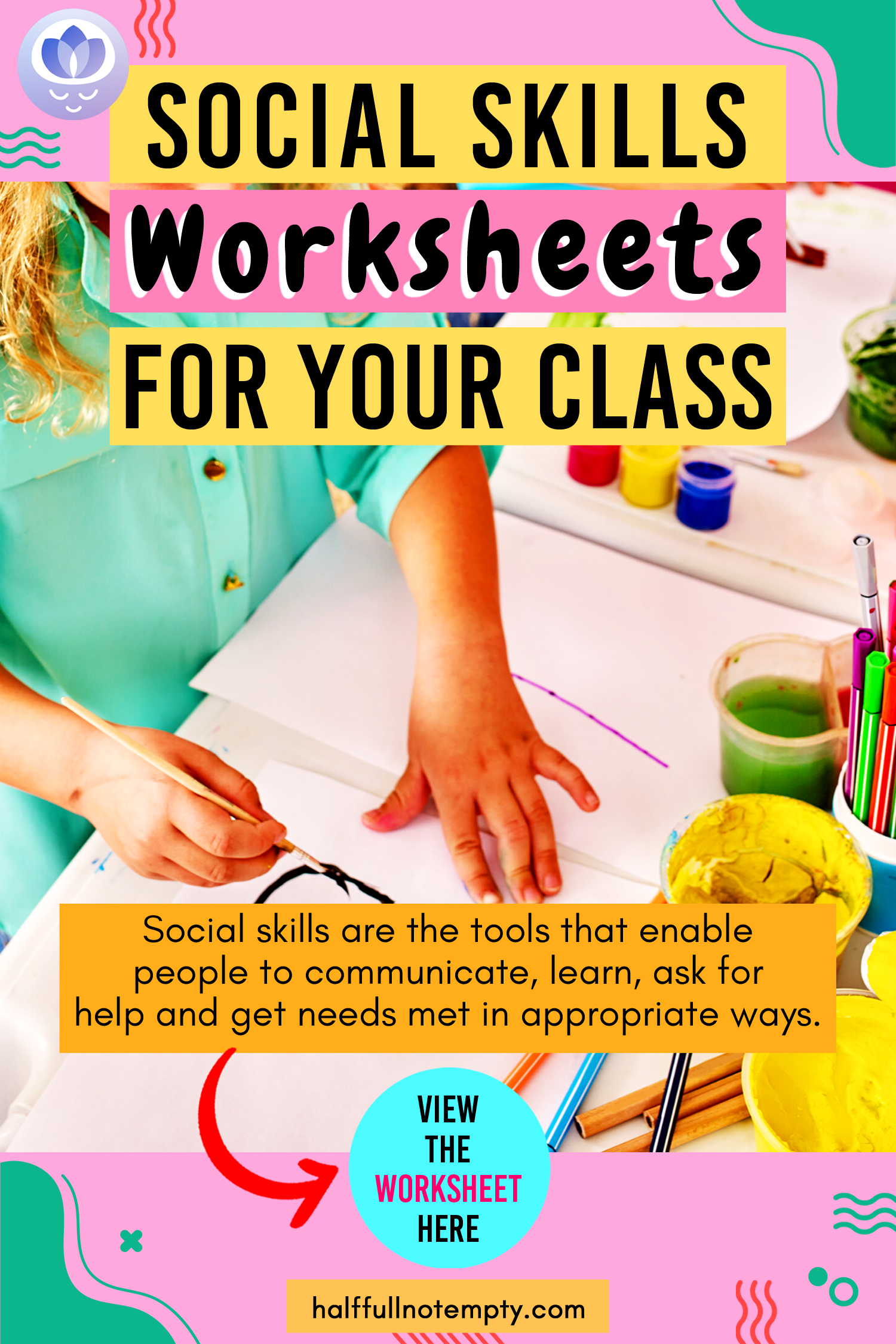 Social Skills Worksheets 7