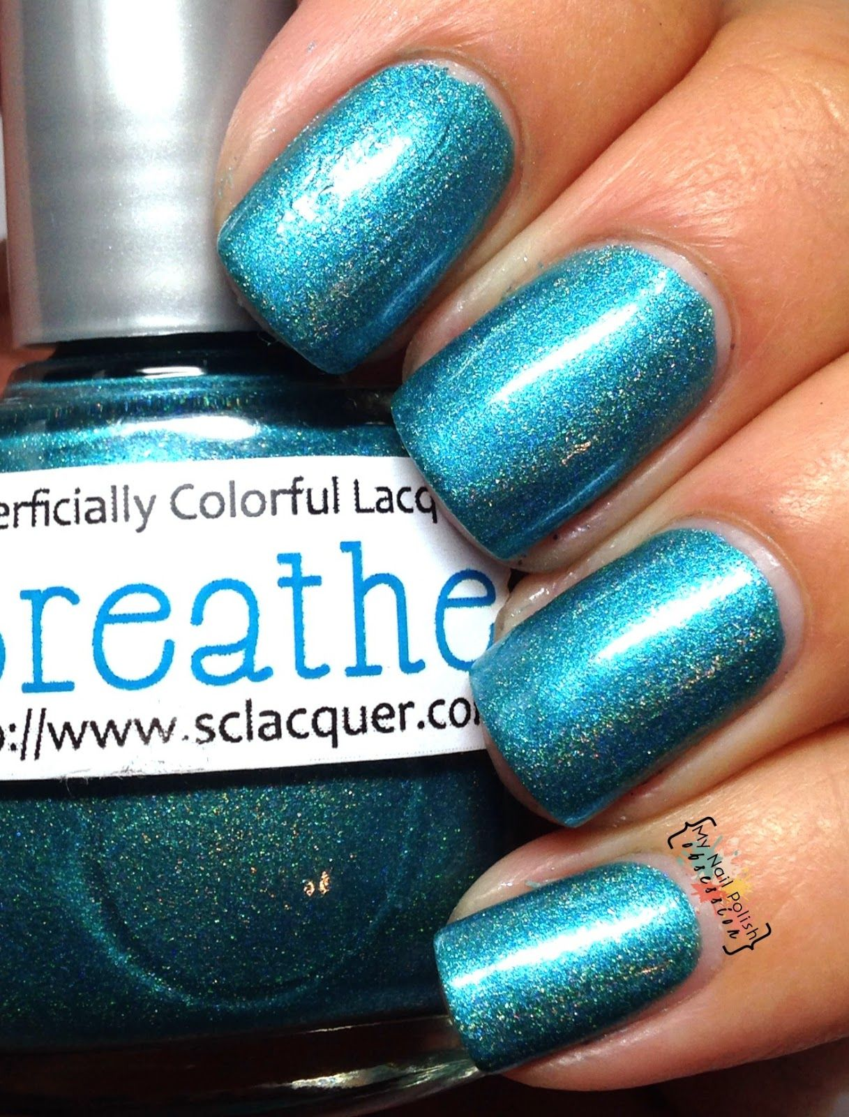 Superficially Colorful Lacquer Breathe