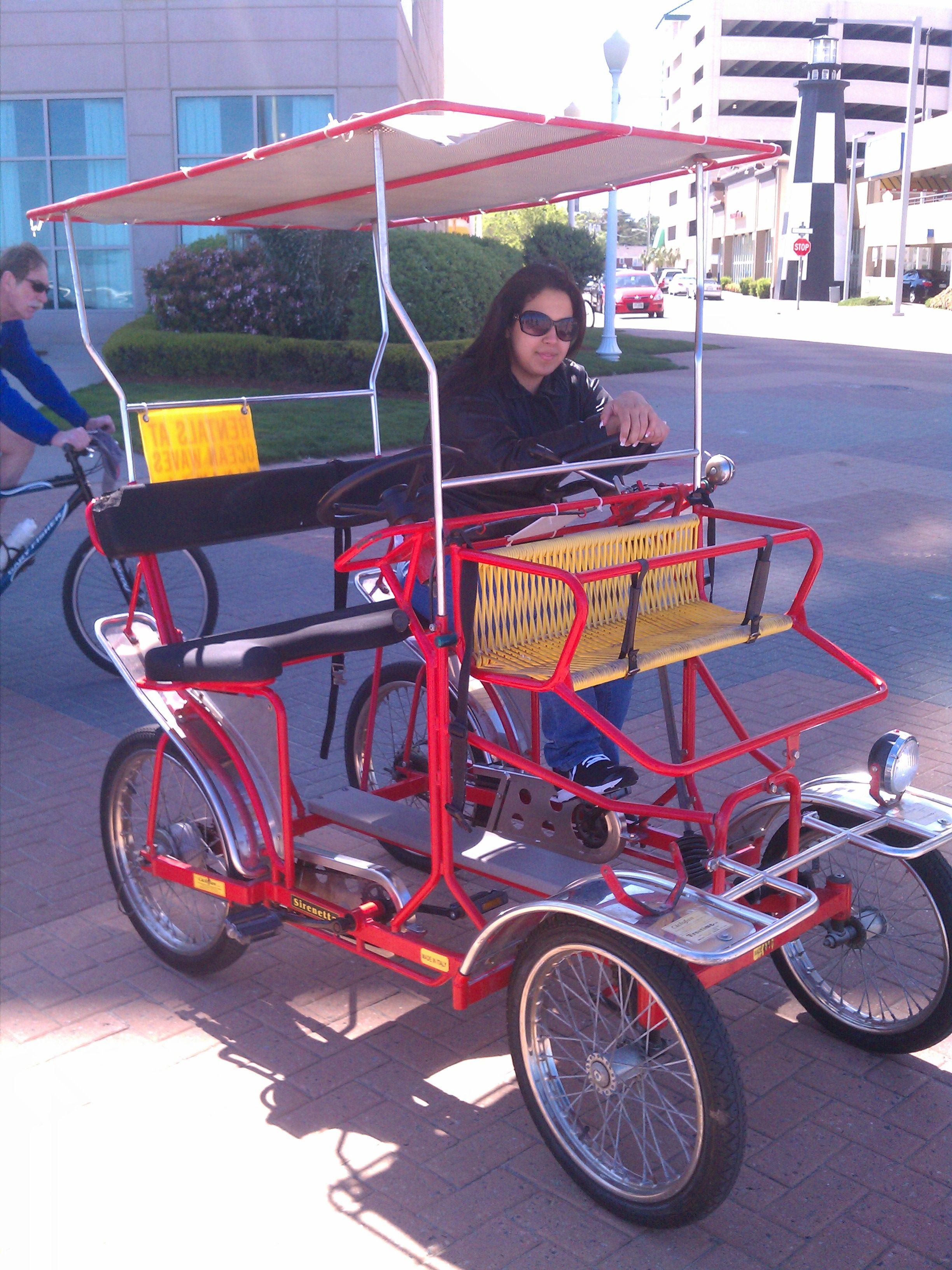 Virginia Beach Boardwalk Bike Ride Of