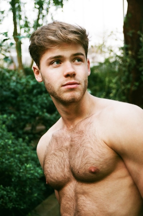 Beautiful Hairy Men