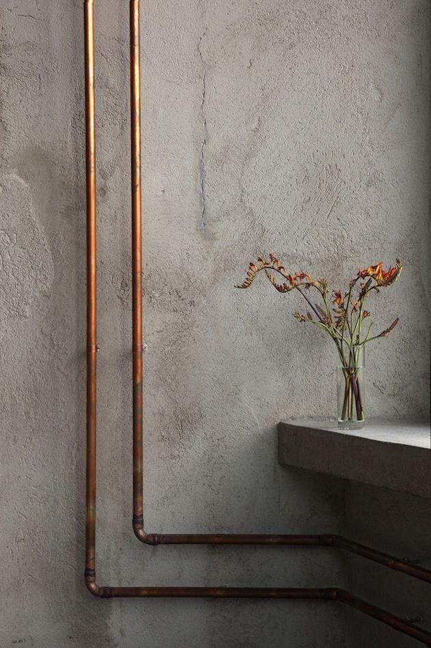 Photo of Industriestil: Dekorationsideen für das Bad