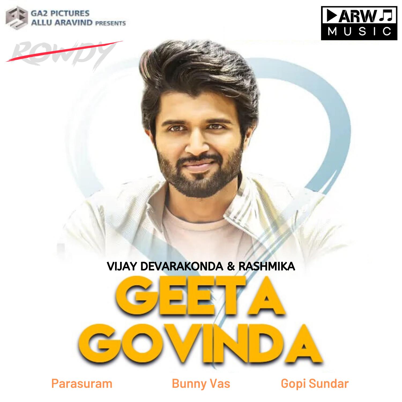 Geeta Govinda 2018 Hindi Dubbed Songs In 2020 New Hindi Movie Movie Songs Hindi Movies
