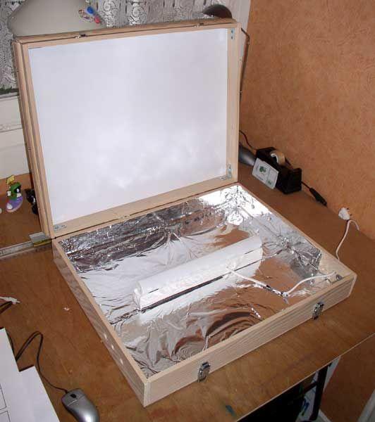 Fabriquer Votre Table Lumineuse Table Lumineuse Table Lumineuse Diy Tablette Lumineuse Dessin