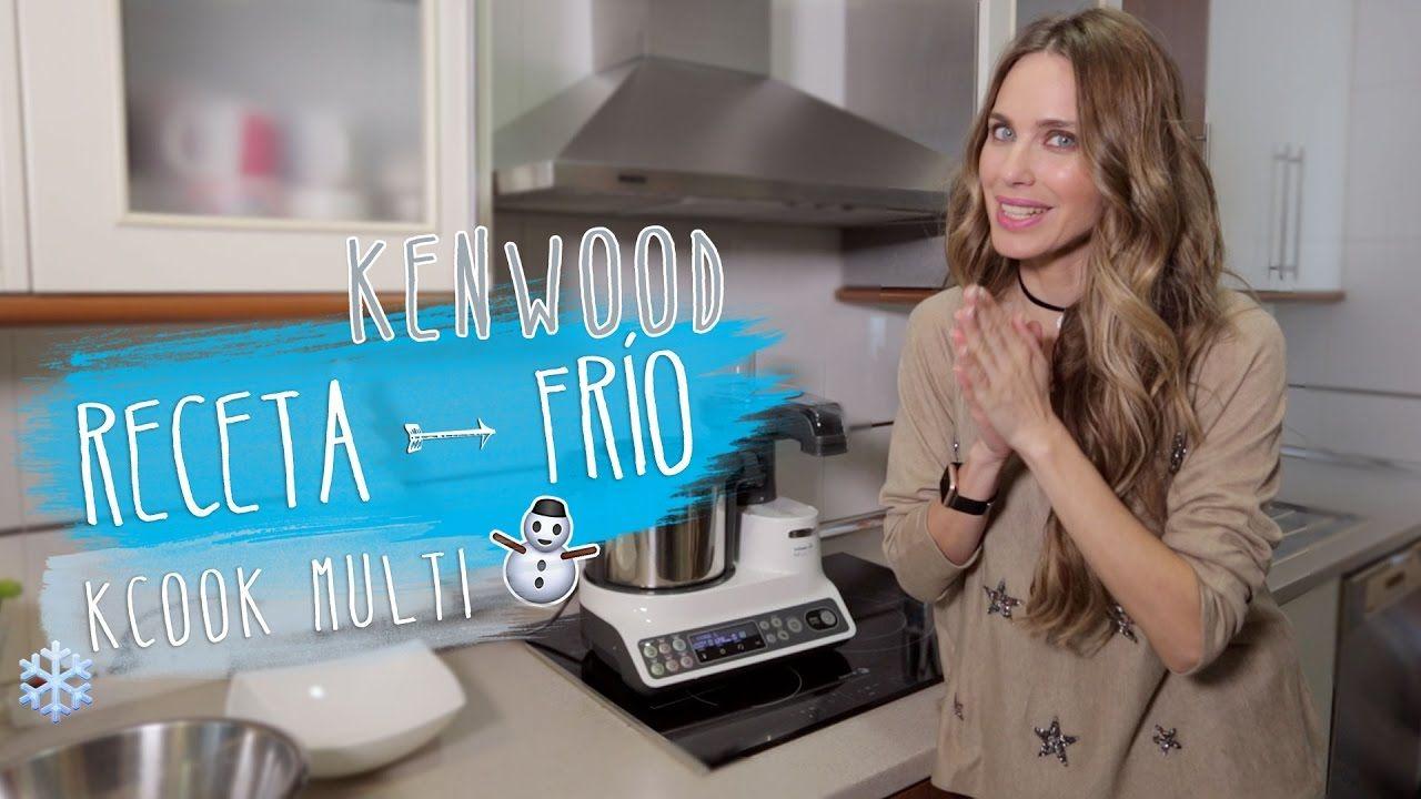 Receta Invierno Con Kcook Multi De Kenwood Vanesa Romero