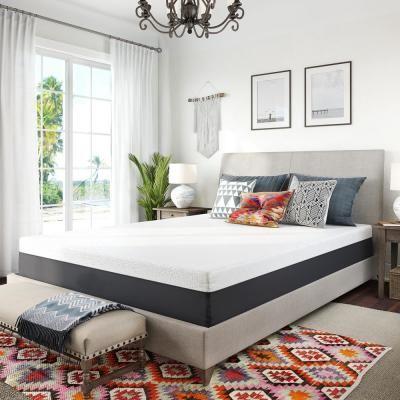 Sleep Options Cool Top Gel Cal King Size 12 In Memory Foam Mattress Mattress Bed Slats