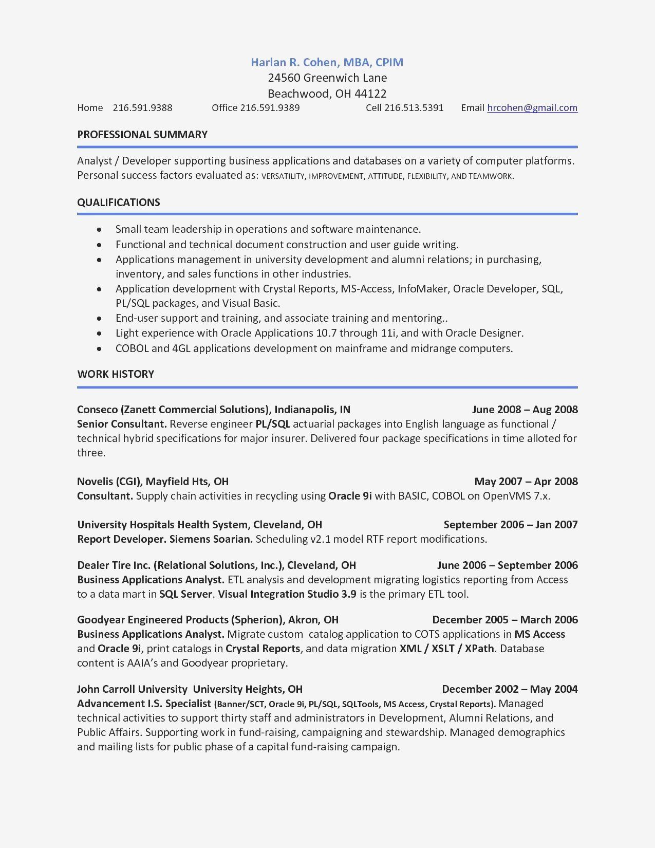 Accounting Resume Examples 2017 Lovely Accountants Resume