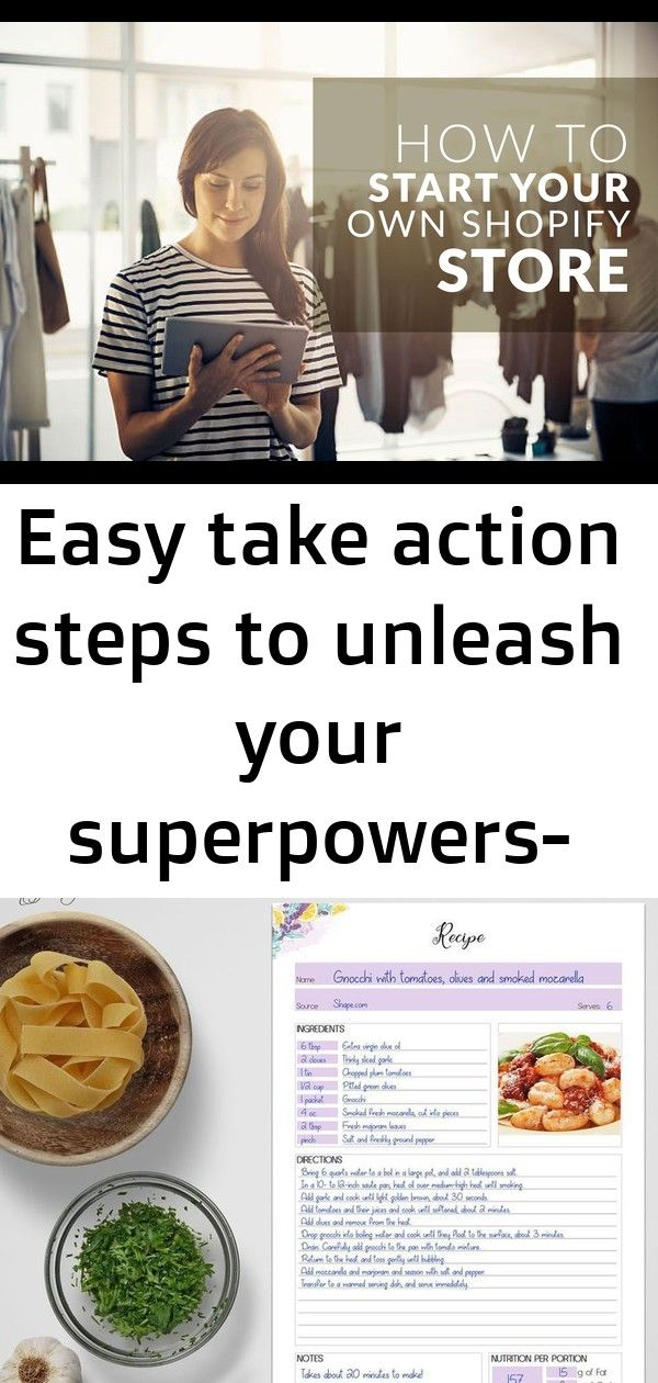 Easy take action steps to unleash your superpowers- free for limited time 83