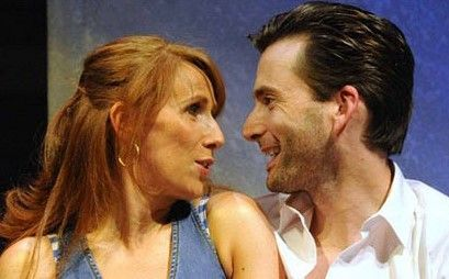 "tennydr10confidential: ""David Tennant with Catherine Tate proves you don't need to be romantically in love with someone in order to share a perfect chemistry with them."" ~ ksc The DoctorDonna ☺ I would have LOVED to see another season/series with these two ☺♥♥"
