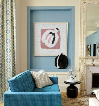 Peinture couleur salle de bain, chambre, cuisine Design room