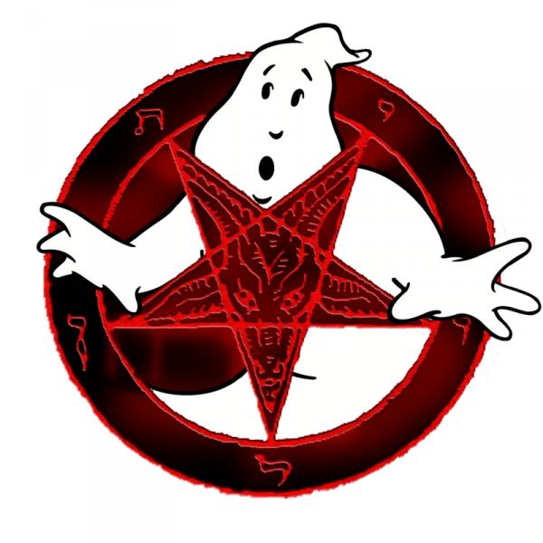 ghostbusters hell bent baphomet logo ghostbusters pinterest rh pinterest com Metal Band Logos Ideas Metal Band Logos Ideas